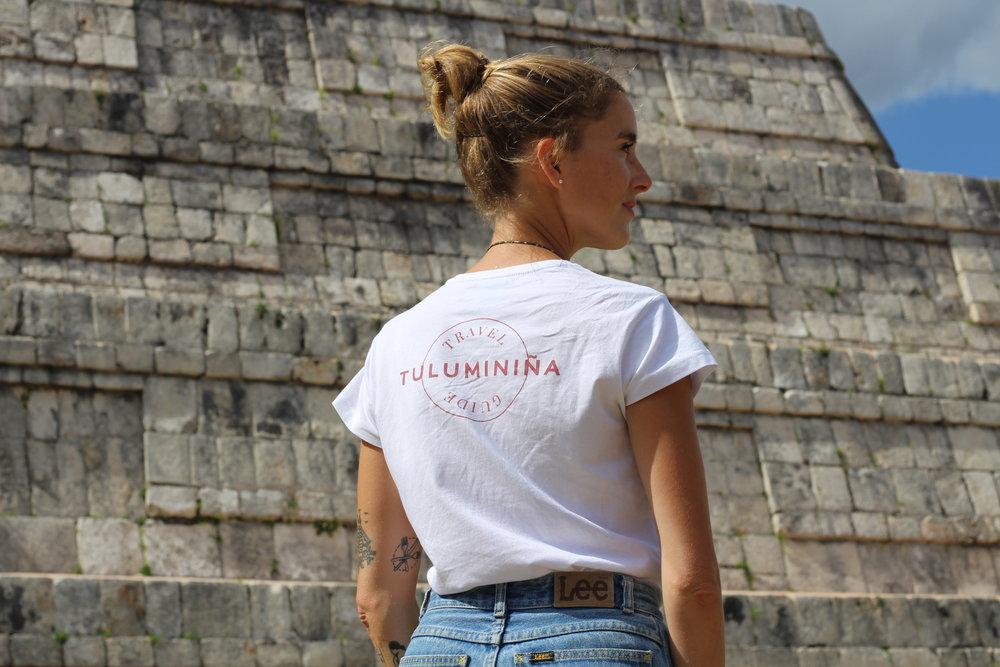Tuluminiña at Chichén Itzá