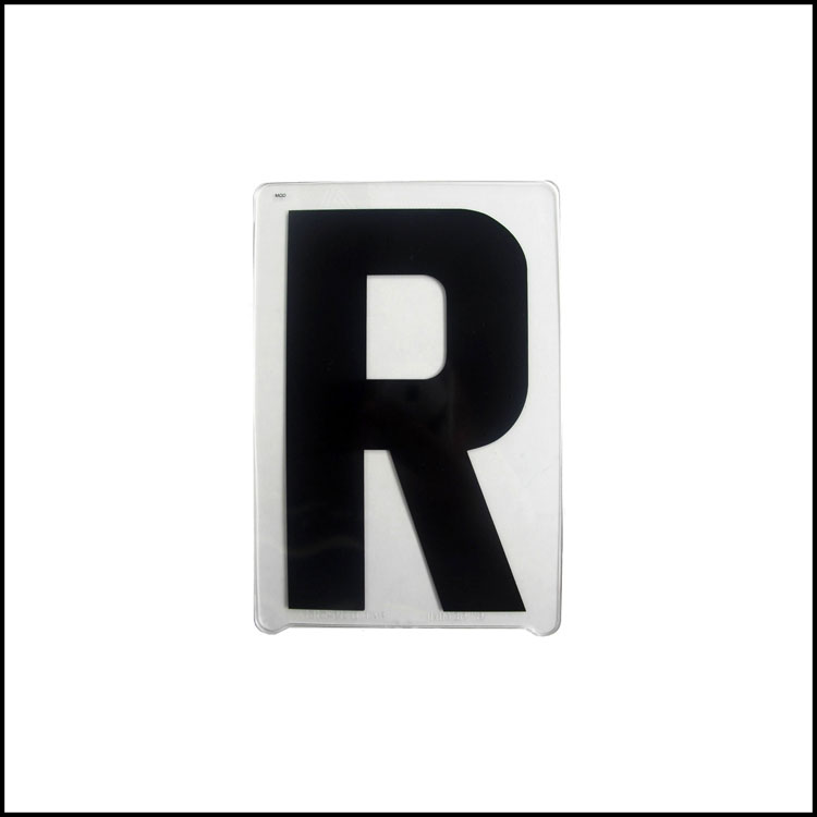 MARQUEE LETTER -