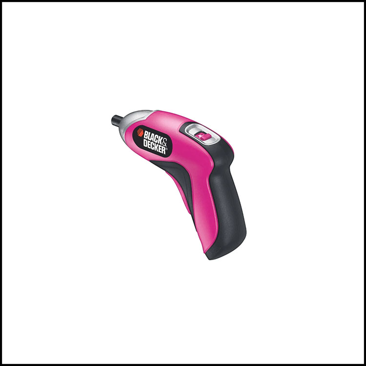 RECHARGEABLE SCREWDRIVER -