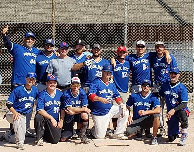 Another season in the books!! This team has some serious heart!! 12th seed going into the playoffs and fell short in the semi finals. Cheers fellas!!