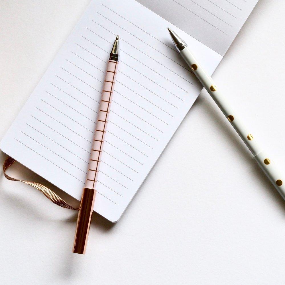 creative writing -
