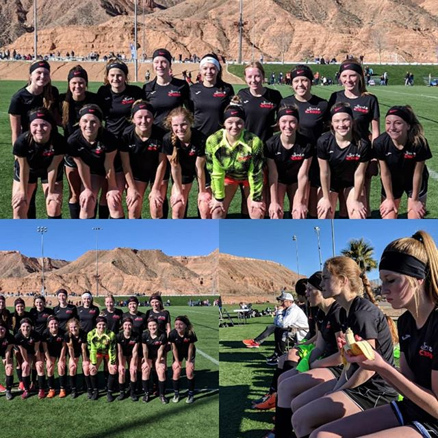 SWAT CRUSH '03 girls. Quarter finals up next! Just another step of the journey. #swatcrush #swatunited #swatsoccer #rslpresidentscup