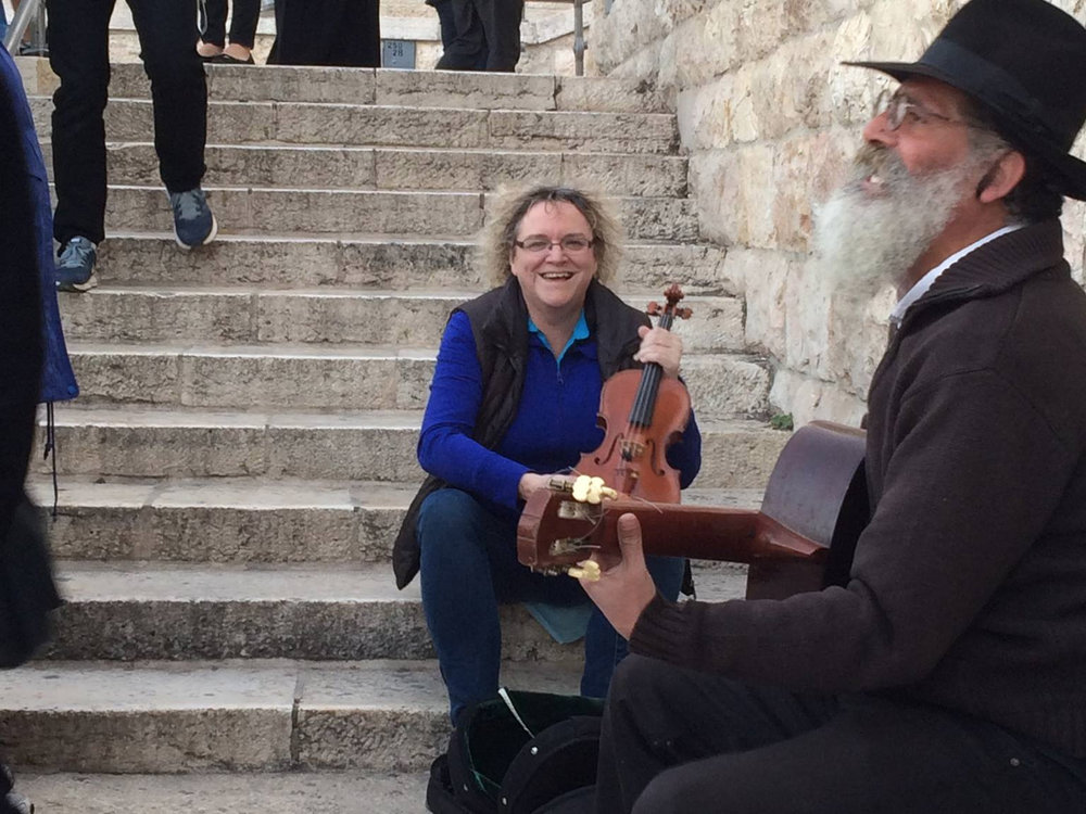 Jerusalem- Israel Tour 2014