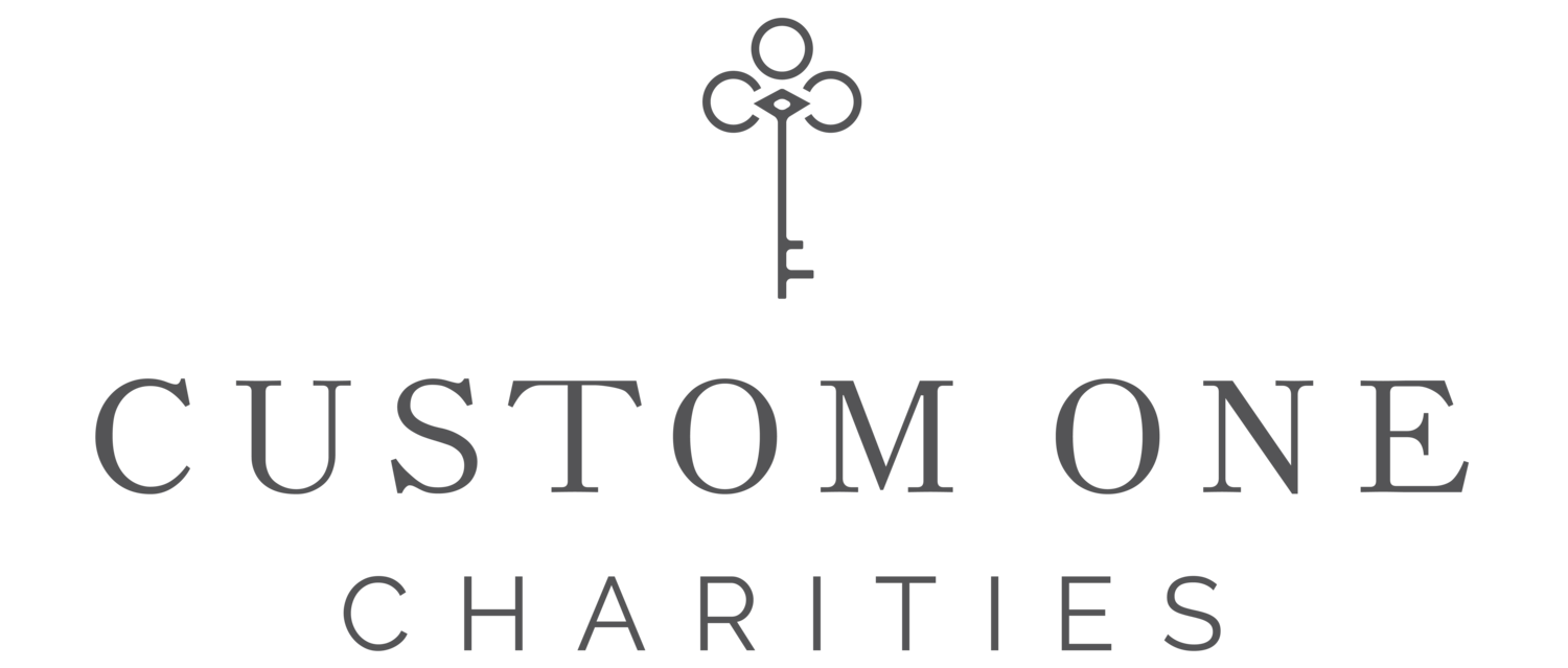 Custom One Charities