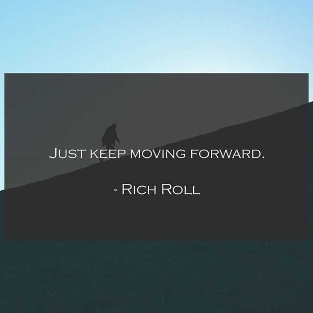 When things get difficult, I try to remember this. No need to clutter my brain with thoughts. Just worryabout taking the next step. #motivation #inspiration #mindfulness #goals #philosophy #book #quote #psychology #running #richroll #findingultra