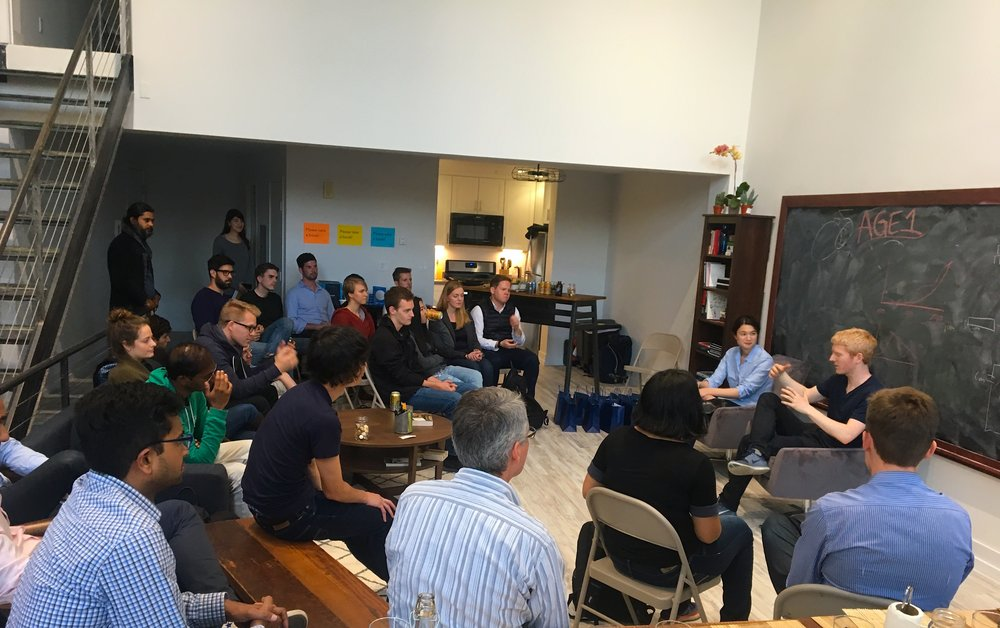 The five companies from Batch I have raised an aggregate of $24 million since demo day. -