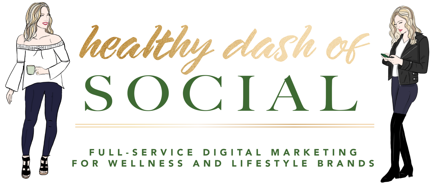 Healthy Dash of Social