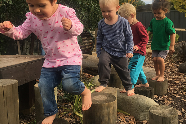 - Children are natural learners and between birth to 5 years children grow and learn at the fastest rate of their lifetime. There are many ways a child learns – by watching, by listening but mostly by doing.At Launch Active we support children to develop fundamental movement skills starting from birth, when motor skills like rolling, sitting up alone, pulling to stand, walking, running, throwing, jumping, catching and skipping begin to emerge. These skills are built upon, improved and better controlled throughout early childhood.Fundamental movement skills are gross movement abilities that allow children to move in different ways, balance and stabilize themselves and use objects in their environment. They are the building blocks of more complex movements used in everyday life. Gross motor development provides the basis of all other forms of development.It's important for healthy brain development that children move. Moving and being active are critical to the development of the skills, attitudes and confidence required for children to participate in lifelong learning. Simply put, when a child moves, connections are formed within their brain, movement means experience and experience means learning.Our child centre approach encourages an environment of creative and imaginative play opportunities so children can find out what their bodies can do. As they continue to gain physical competence children increase their movement vocabulary, extend their movement memory and enrich the quality of their movement.Active movement helps your child to:•   Build the foundations for learning, moving and communicating.•   Be healthy, happy and confident.