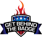 GET BEHIND THE BADGE™