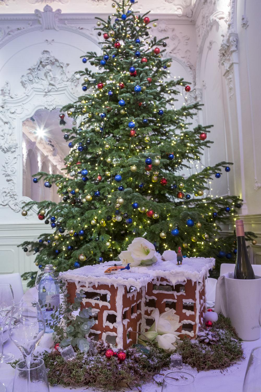 Weihnachtsfeier im VIENNABALLHAUS