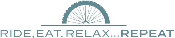 Ride, Eat, Relax, Repeat Logo