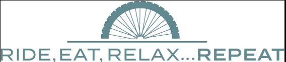 Ride, Eat, Relax, Repeat Logo
