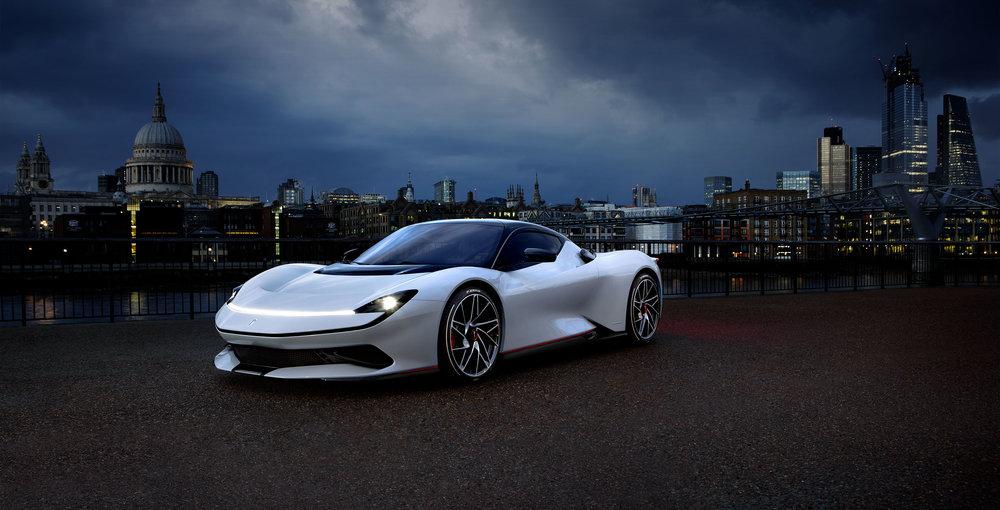 - Pininfarina Battista Hyper EV