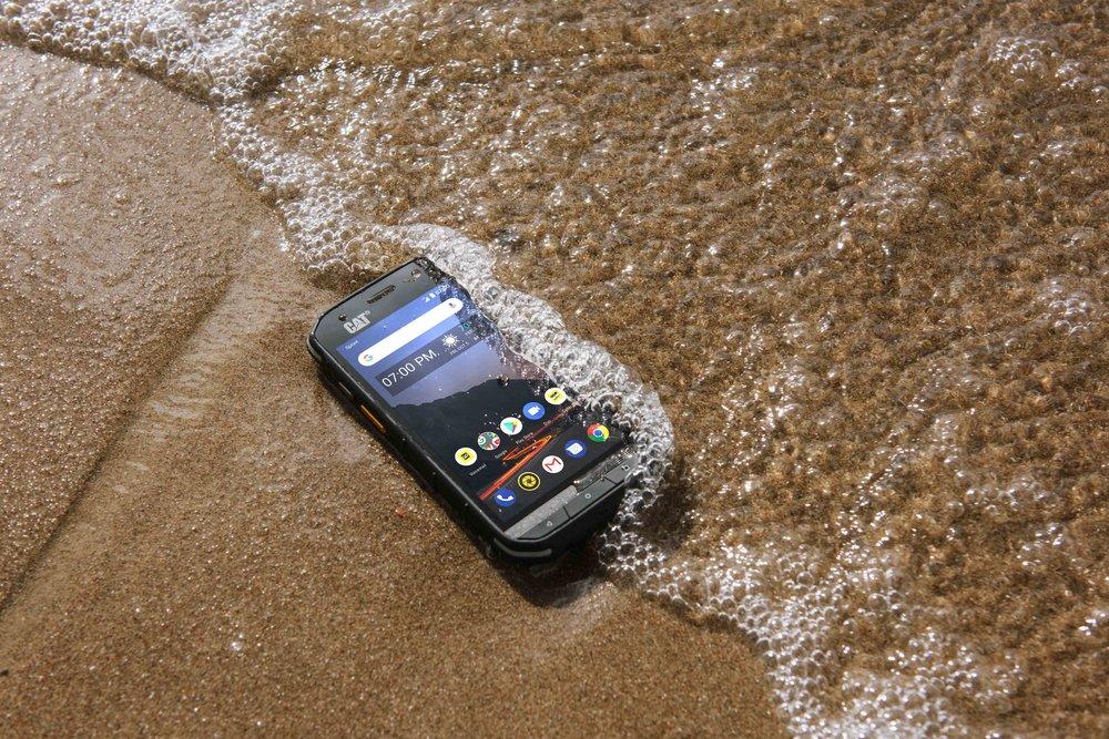 - CAT Rugged Phones