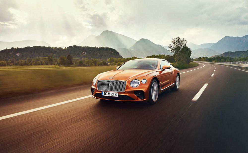 - Bentley