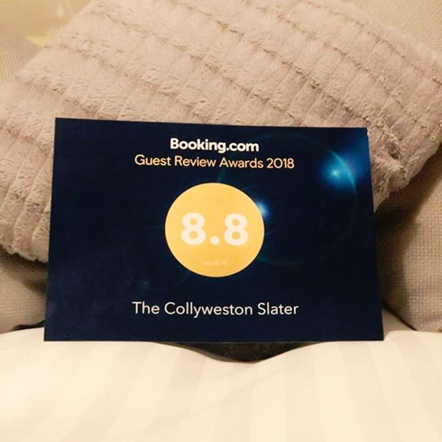 We're proud to have been Awarded a score of 8.8 on http://Booking.com for our rooms. Only a few minutes' drive from the A1 at Stamford, the A47 and close to Peterborough, Leicester and Corby - offering complimentary WIFI, tea/coffee making facilities, flat screen television and of course, we serve a great breakfast 😋  #staywithus #business #leisure