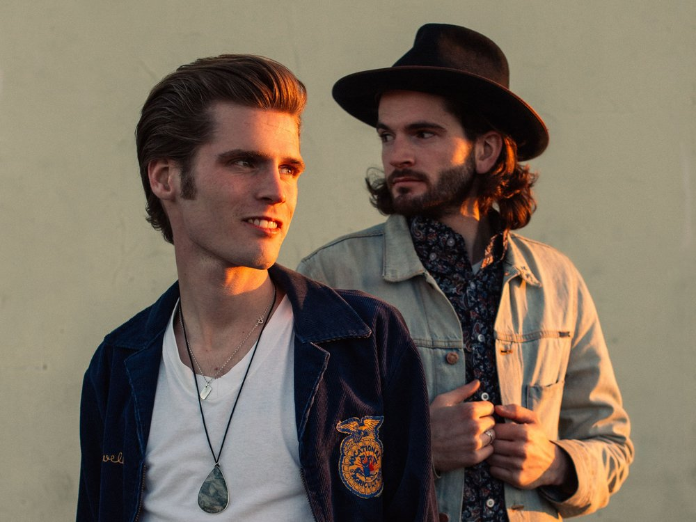 Hudson Taylor - The multi-instrumental siblings honed their craft busking on the streets of their hometown of Dublin as well as cities all over Europe. Their self-released debut EP Battles came out in August 2012 and peaked at #1 on the Irish iTunes chart and at #14 in the UK.The duo supported Jake Bugg on his UK tours in March 2013 and again in the Autumn of 2014. They also played to one of their biggest crowds to date supporting The Rolling Stones in Hyde Park in 2013.