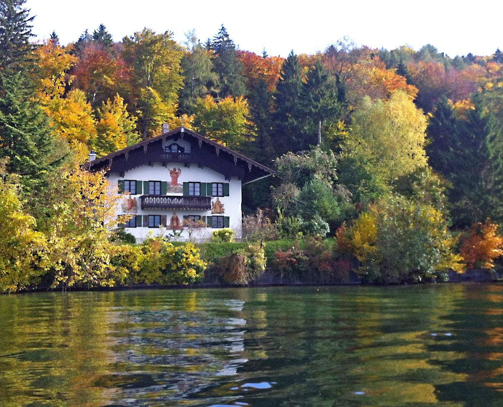 Seeufer Anwesen Starnberger See