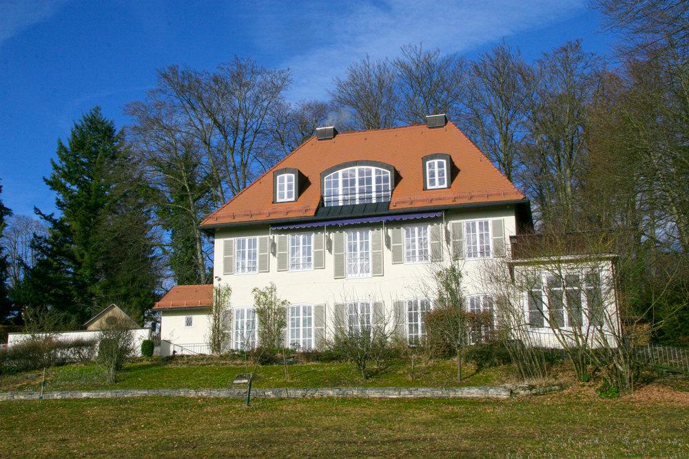 Herrschaftliches Anwesen am Starnberger See