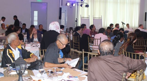Attendees came from all over the Coral Triangle region