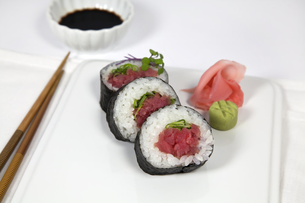 Sashimi Smoked Ground Tuna