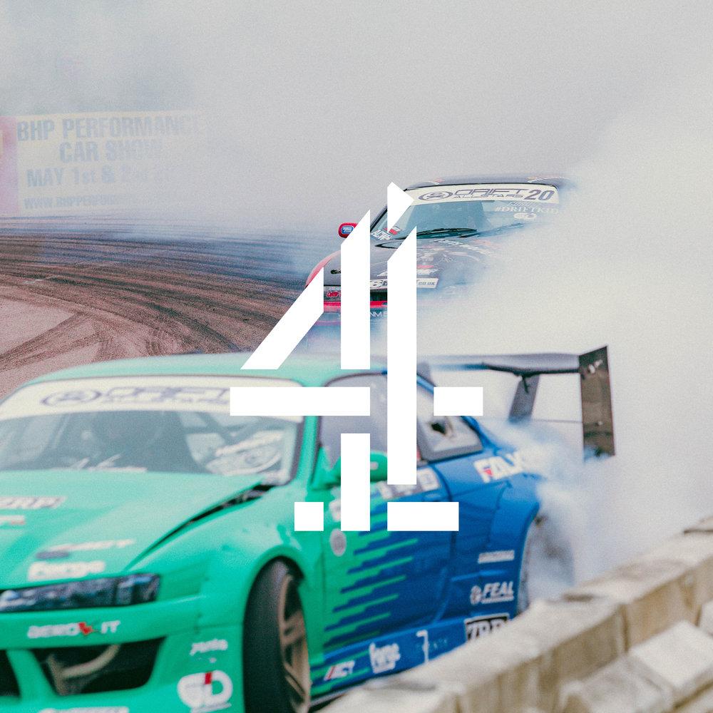 Channel 4 Shorts - Driving Sideways Five Part Series
