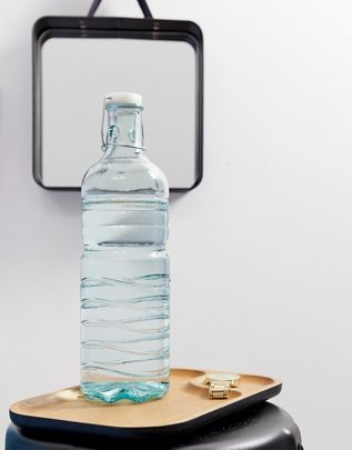 1.5 Litre Glass Water Bottle £14
