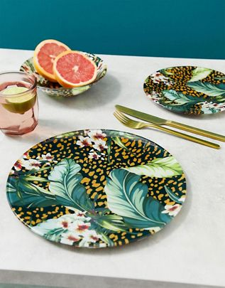Animal Print Glassware Collection (Starting from £18)
