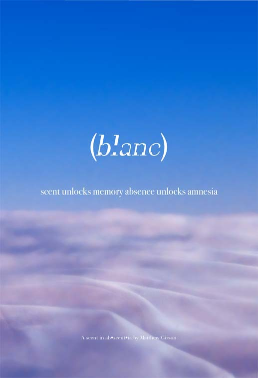 (blanc) a scent in abscentia