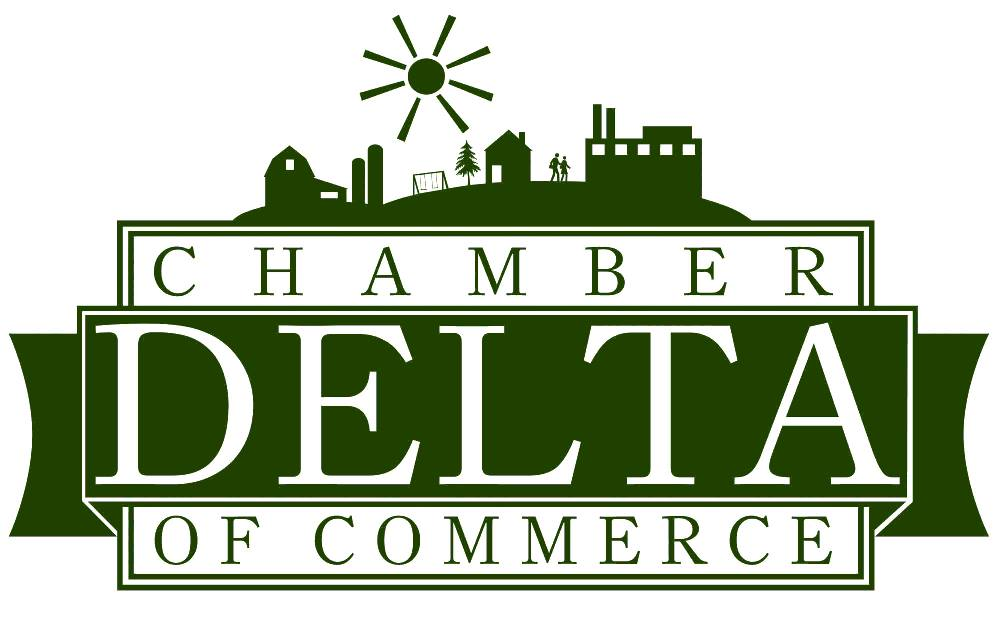 become a member - Learn more about the benefits of joining the Delta Chamber of Commerce.
