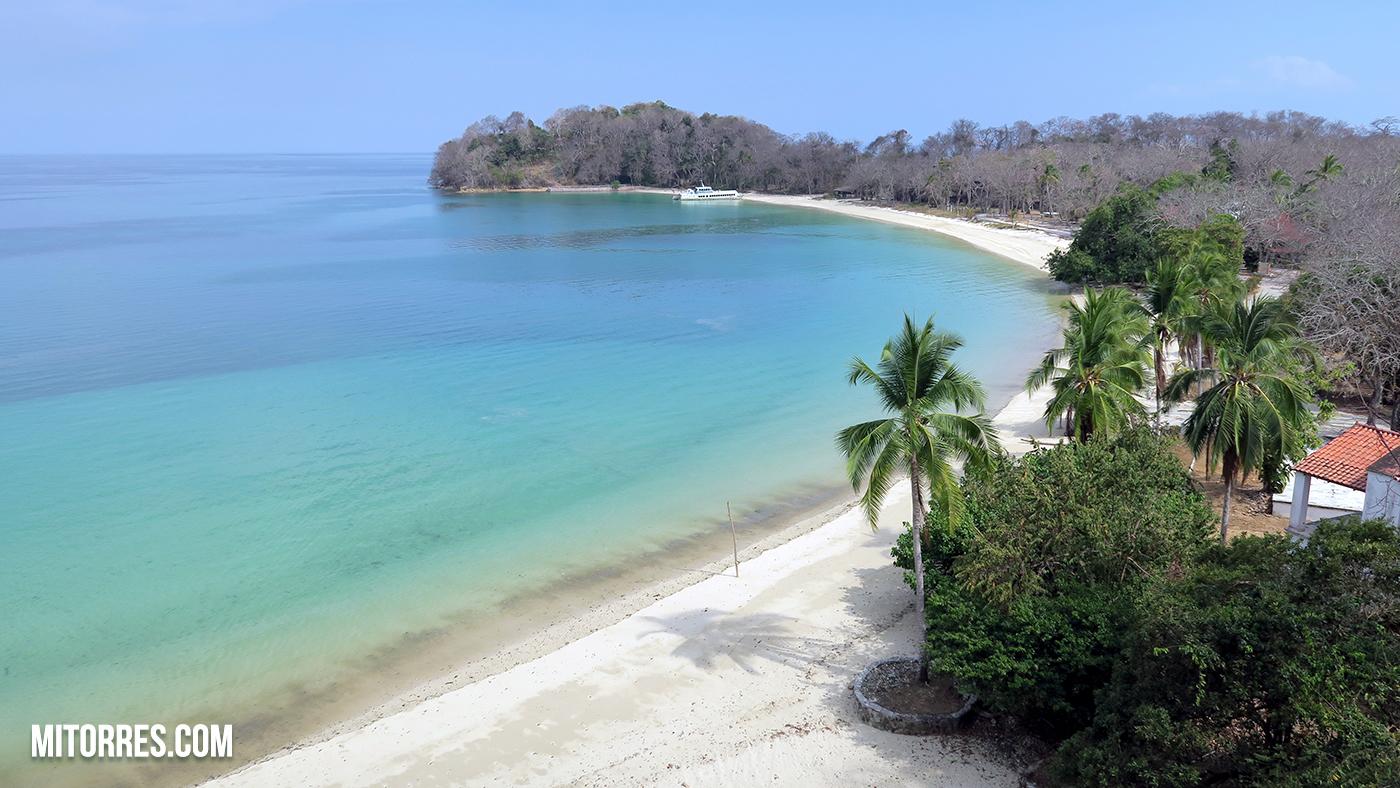Playa Larga, Isla Contadora