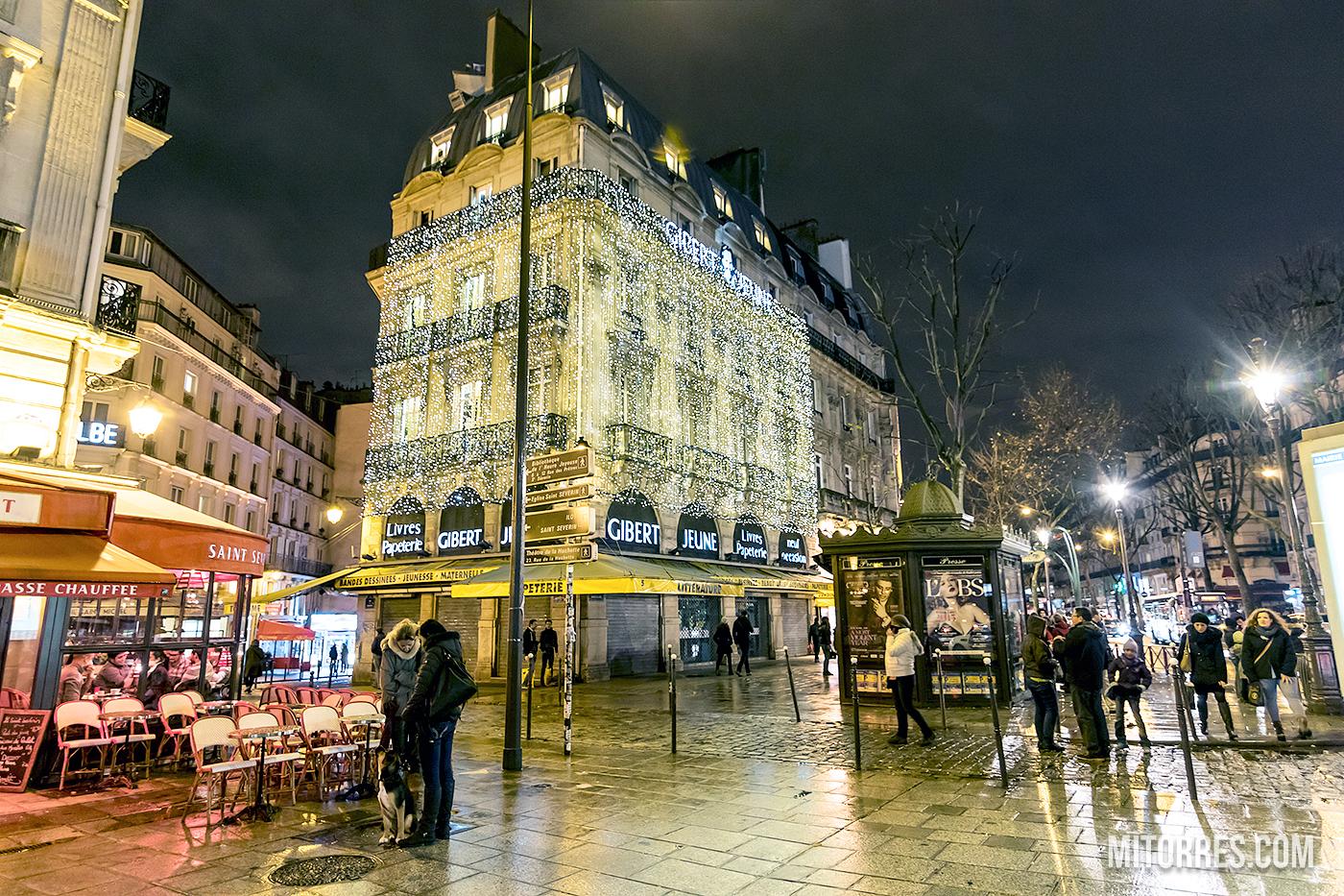 6th arrondissement in Paris, France.