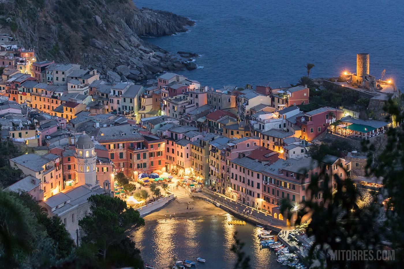 Vernazza, Cinque Terre, Italy. Photo: Marlon I. Torres