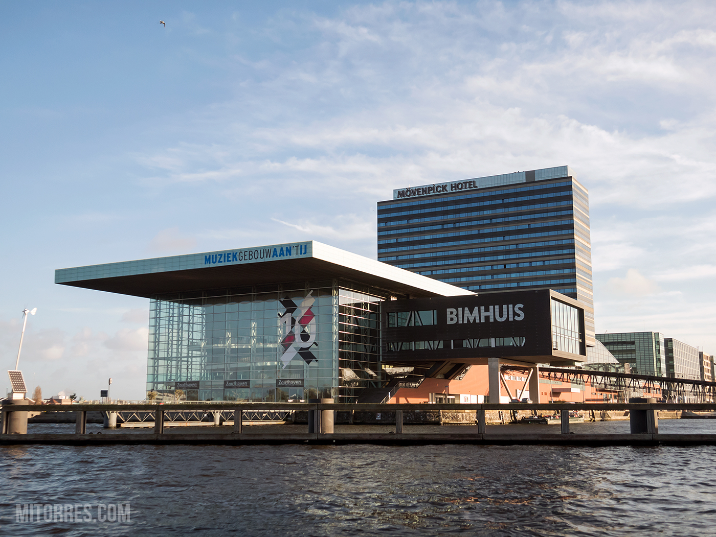 The Bimhuis, Amsterdam, Netherlands