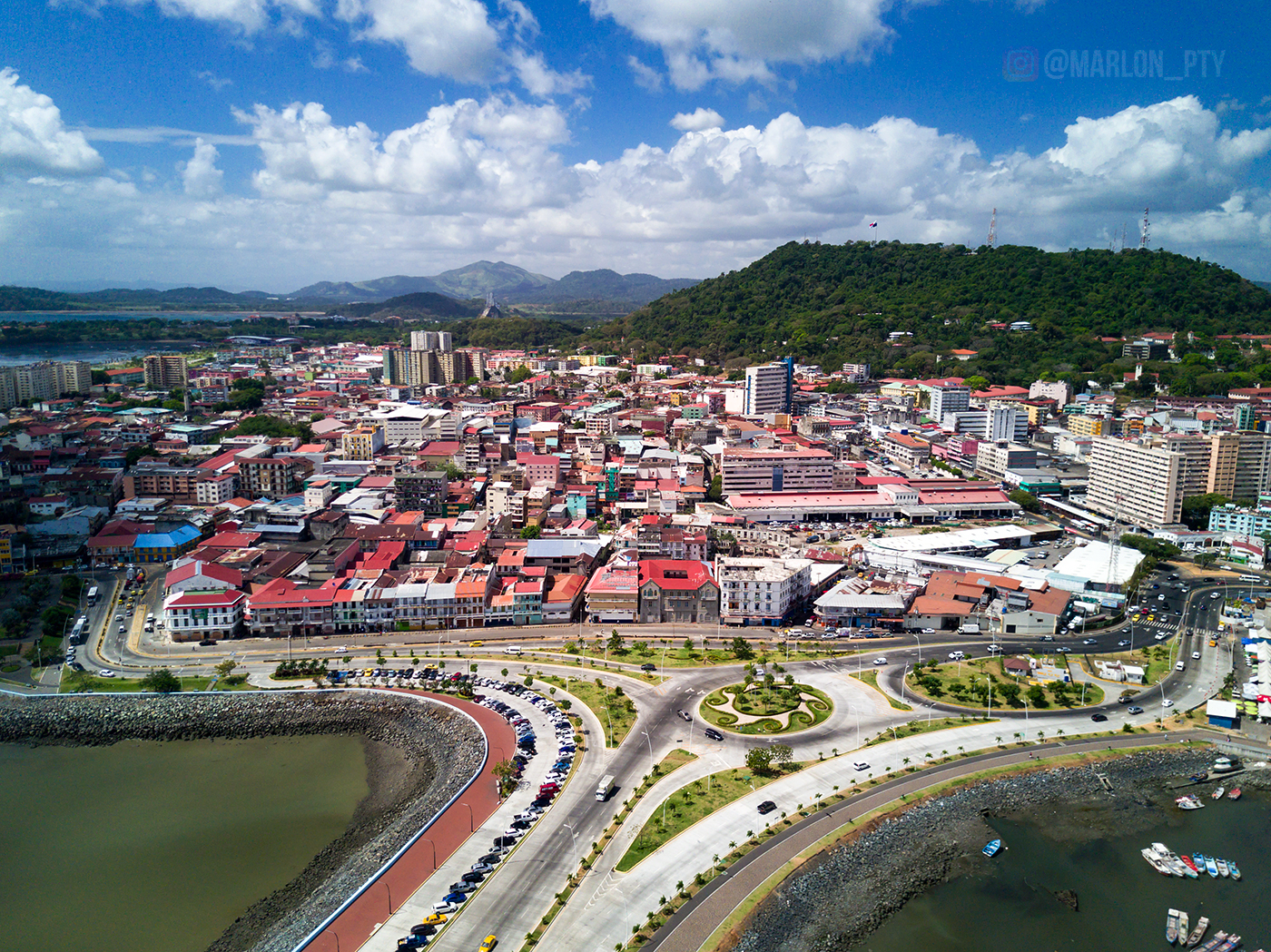Casco Viejo, Panamá.