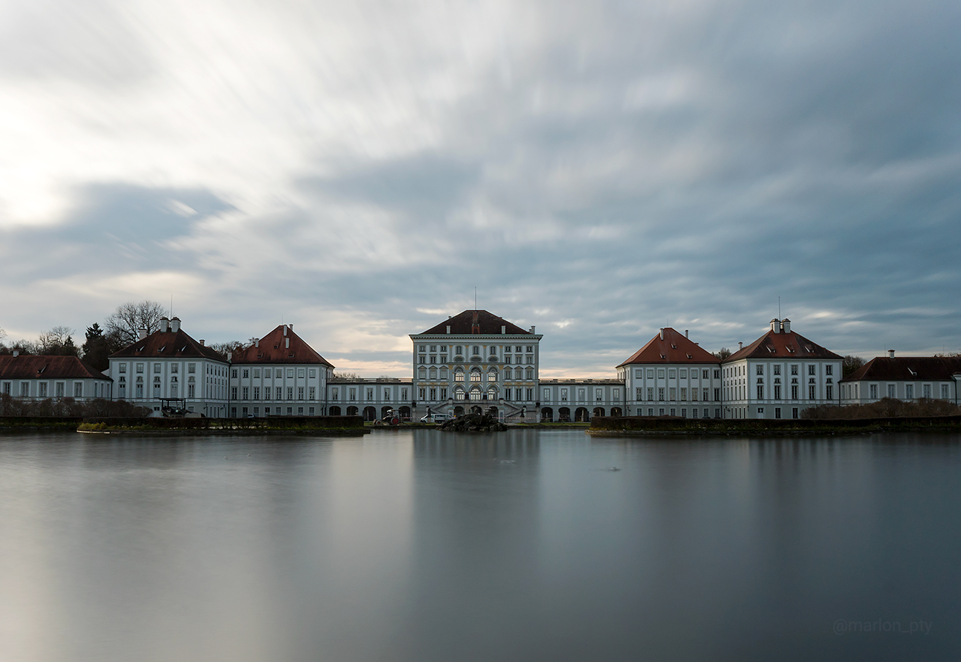 The Nymphenburg Palace in Munich, Germany. Photo: Marlon I. Torres