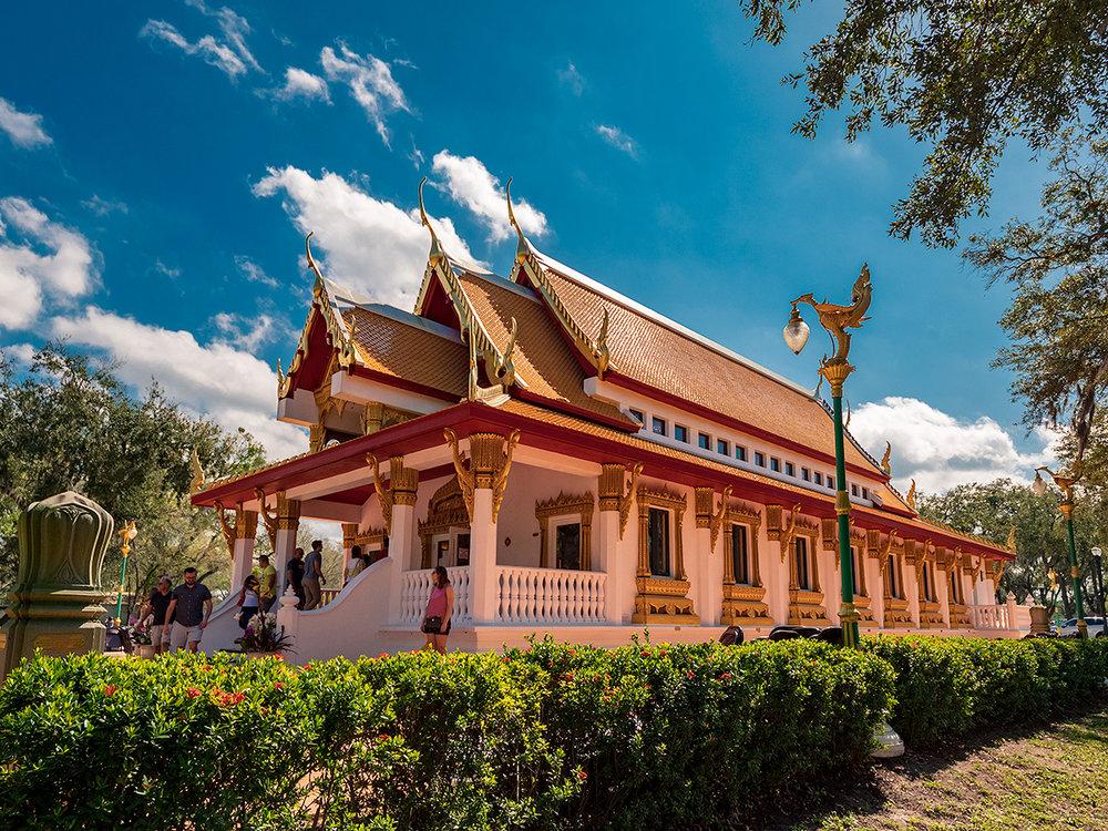 Wat Mongkolratanaram Thai Temple