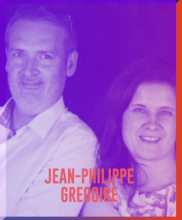 """— JEAN-PHILIPPE GRÉGOIRE —   Jean-Philippe est marié avec Sandrine. Ils ont deux jeunes enfants, Pauline et Raphaël. Ils sont les responsables de l'Eglise de Denain. Ils ont à coeur d'équiper l'Eglise dans une communion profonde avec Dieu avec une volonté particulière d'encourager les disciples à rechercher Dieu et à soutenir le Royaume de Dieu par une vie de prière de plus en plus soutenue. La prière est """"la grande oeuvre."""""""