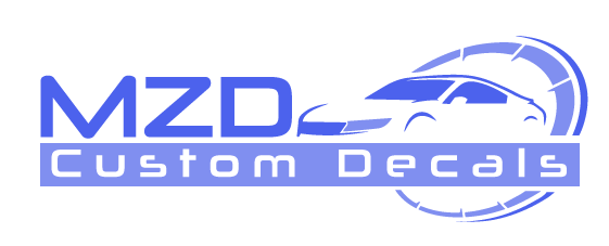 MZD Custom Decals