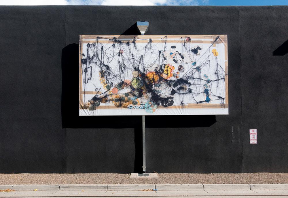 SITE Santa Fe, Billboard Project