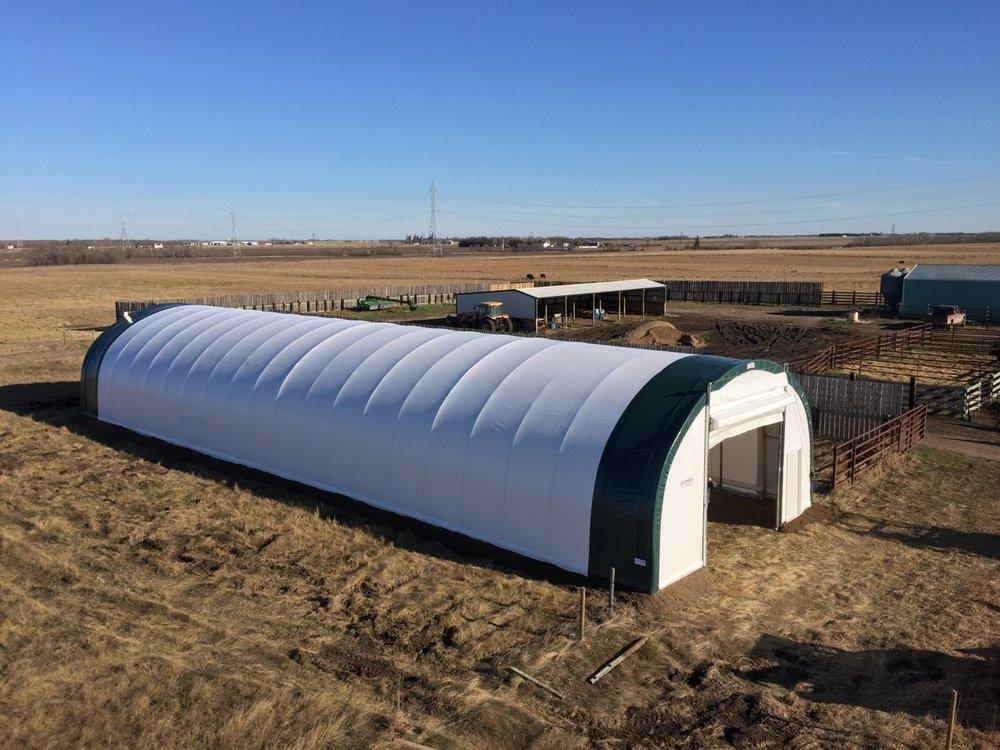 Yard Site at Brookdale Farm