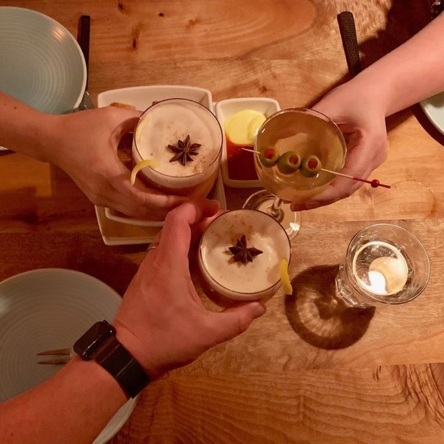 Startups move so fast and there's always a new challenge around every corner. It's important to take time to celebrate small wins with the team. #startup #startuplife #teambuilding #celebrate