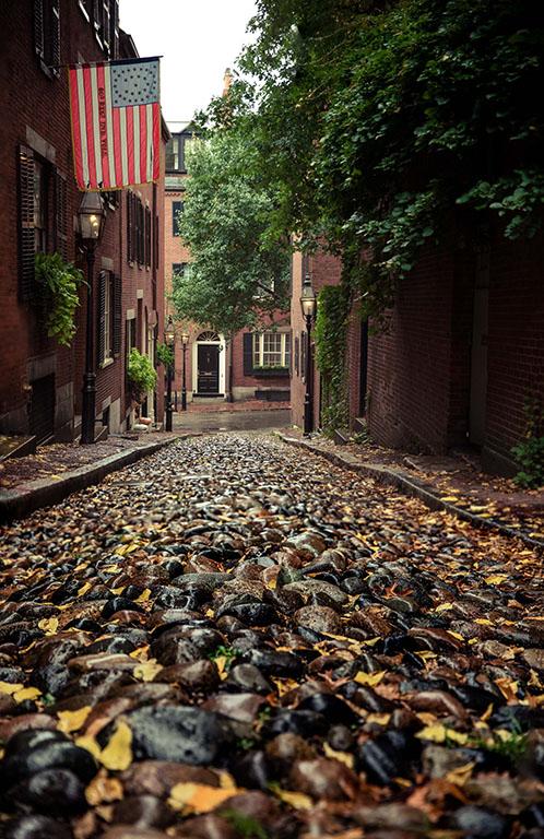 Old America - Boston