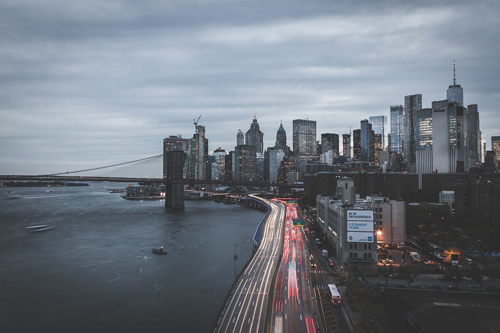 From the Manhattan