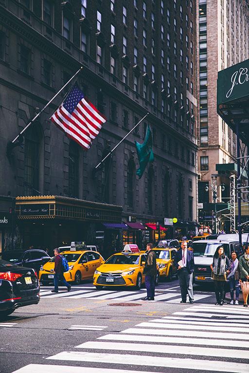 NYC stroll