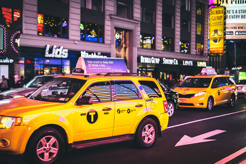 A Times Square Moment