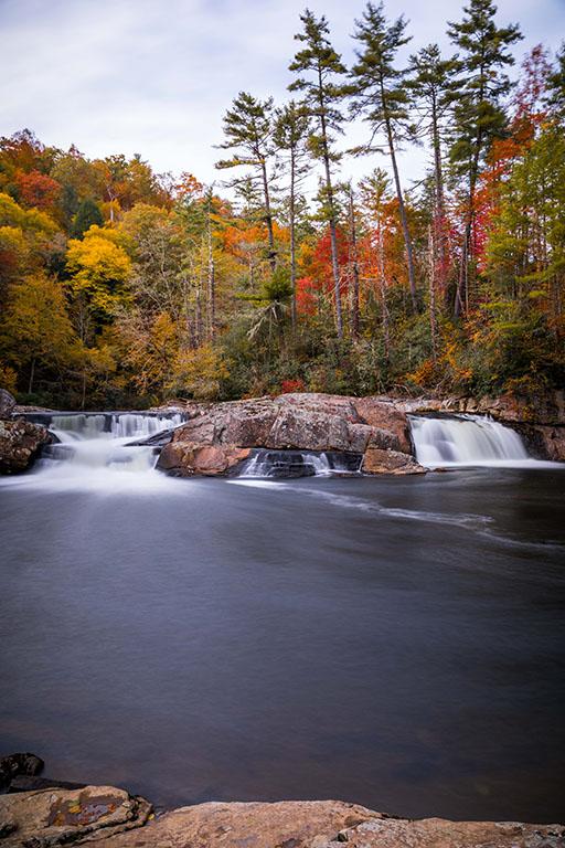 Flowing Water - Blue Ridge Parkway