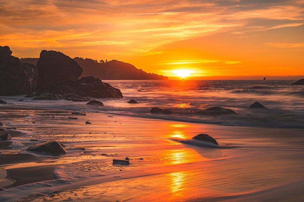 Sunset Chasing