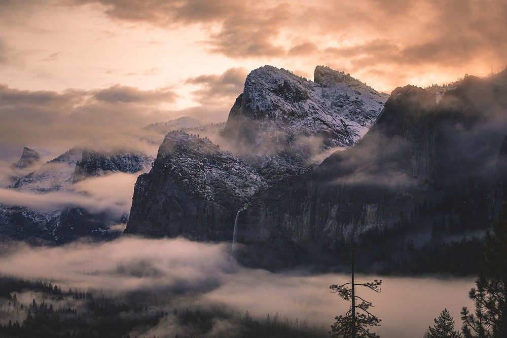 Mighty Yosemite