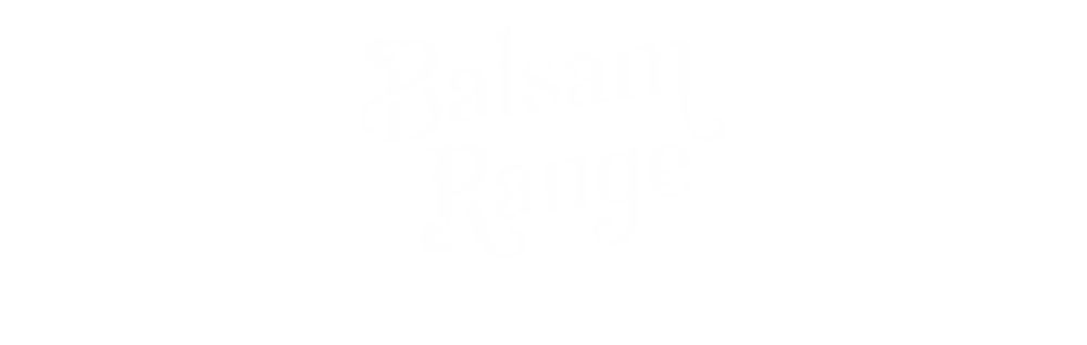 Balsam Range Logo